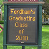 Casey and the Fordham Class of 2010 Graduate (May 22, 2010) : Casey was awarded a diploma which was accepted by her parents, Dianne Anderson and Joel Feldman at the Fordham University class of 2010 graduation on May 22nd. Casey's name was mentioned in prayer at the commencement for the entire university in the morning. At the separate diploma ceremony for Fordham College Lincoln Center (FCLC), the student speaker, David de la Fuente spoke of Casey as did Dean Grimes, President of FCLC who awarded Casey's diploma first. Casey was indeed remembered by the University and specially recognized. Casey's friends also wore a pink rose on the outside of their gowns as a special tribute to Casey. You may view the two 20 second video clips from David's address and from Dean Grime's address and Casey's parents' acceptance of her diploma at frames 34, 35  and 39. Other video clips of Casey's classmates are also interspersed among the photos.