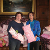 Pink Pillow Project  (Dec. 3, 2009) : Since 2004, the Anapol law firm has been making and donating pillows for breast cancer reconstruction patients at the Hopsital of the University of Pennsylvania. This year, on Dec. 3, 2009 the project was dedicated to Casey's memory. The firm had the largest  turnout ever this year for the project with over 25 people volunteering their time. Over 200 pink pillows were delivered to the hospital by 9:00 am on Dec. 4th with the first thank you email sent to the firm by a patient's daughter before the volunteers had even returned for their workday at the office.