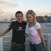 NYC &amp; Boston  05' : Casey began looking at colleges during her junior year in high school. She knew that she wanted to be in the northeast and in a major city. Philadelphia was out since it was too close to home. That left D.C., New York City and Boston. We decided to take a summer trip to Boston during which time Casey had tours of Emerson, Northeastern and the University of Boston.  We also took the ferry from Boston to spend a day in Provincetown at the tip of Cape Cod. On the way home from Boston we visited Grandma Gil Feldman in the Catskills. To complete the trip, we stopped in NYC and took the ferry from the lower end of Manhattan to get a close up of the Statue of Liberty and to visit Ellis Island.